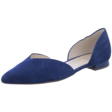 Högl Eleganter BallerinaBallerina blau