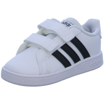 adidas Sneaker LowGRAND COURT I - EF0118 weiß