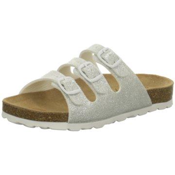 BIO POINT Offene Schuhe silber