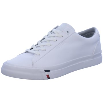 Tommy Hilfiger Sneaker LowCorporate Leather Sneaker weiß