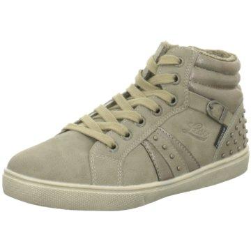 Brütting Sneaker High grau