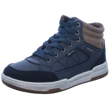 Brütting Sneaker High blau