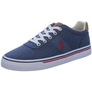 Ralph Lauren Sneaker Low blau