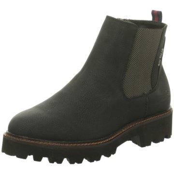 Tom Tailor Chelsea Boot schwarz