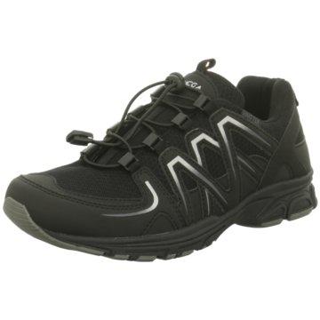 Be Mega Outdoor Schuh schwarz