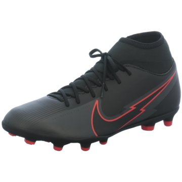 Nike Stollen-SohleNike Mercurial Superfly 7 Club MG Multi-Ground Soccer Cleat - AT7949-060 schwarz