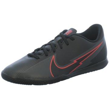 Nike Hallen-SohleNike Mercurial Vapor 13 Club IC Indoor/Court Soccer Shoe - AT7997-060 schwarz