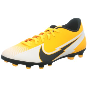 Nike Stollen-SohleNike Mercurial Vapor 13 Club MG Multi-Ground Soccer Cleat - AT7968-801 gelb