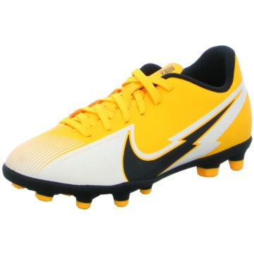 Nike Stollen-SohleJR. MERCURIAL VAPOR 13 CLUB MG - AT8161-801 gelb