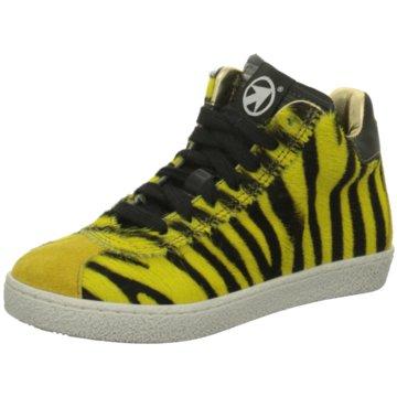 Momino Sneaker High gelb