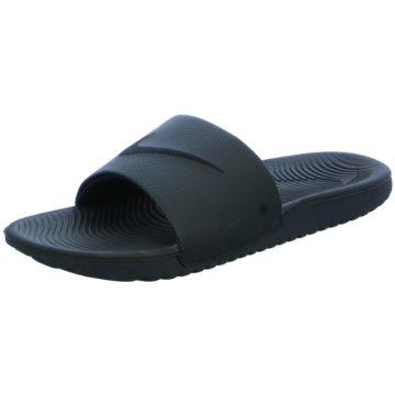 Nike PantoletteNike Kawa Men's Slide - 832646-012 schwarz