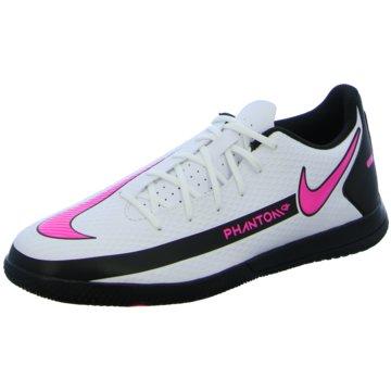 Nike Hallen-SohlePHANTOM GT CLUB IC - CK8466-160 weiß
