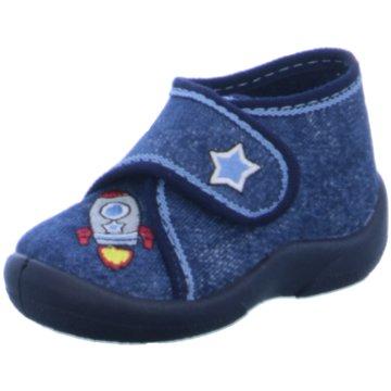 Fischer Schuhe Krabbelschuh blau