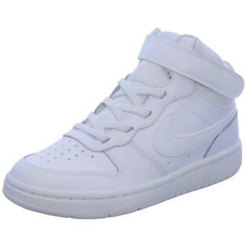 Nike Sneaker HighNike Court Borough Mid 2 - CD7783-100 weiß