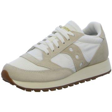Saucony Sneaker LowJAZZ ORIGINAL VINTAGE beige