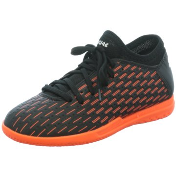 Puma Hallen-SohleFUTURE 6.4 IT Jr schwarz