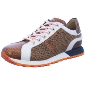 Lorenzi Sneaker Low braun