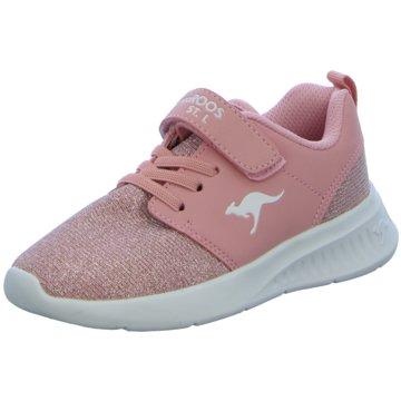 KangaROOS Sneaker LowKL-HINU EV rosa