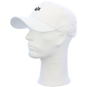 Giorgio Armani Hüte, Mützen & Caps weiß