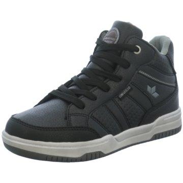 Brütting Sneaker High schwarz