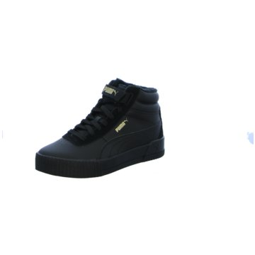 Puma Sneaker HighFusion Storm WTR schwarz