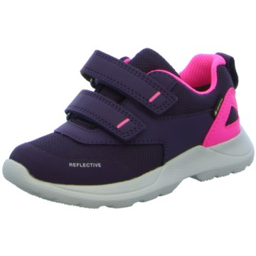 Superfit Sneaker Low lila