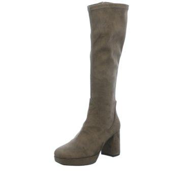 Unisa Klassischer Stiefel grau