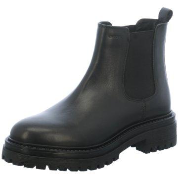 Geox Chelsea Boot schwarz