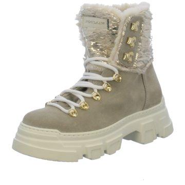 No Claim Boots beige