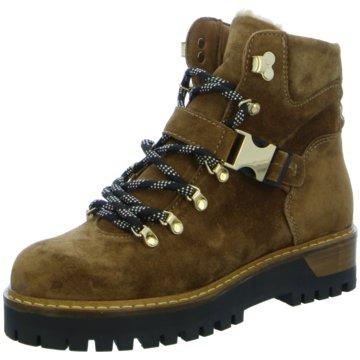 Alpe Woman Shoes Boots braun