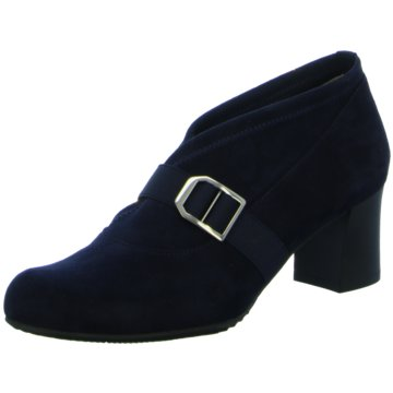 Brunate Ankle Boot blau