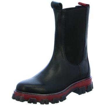 Stokton Chelsea Boot schwarz