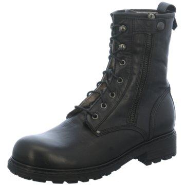 Momino Boots schwarz