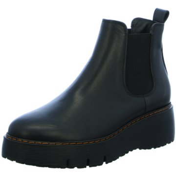 Paul Green Boots9821 schwarz