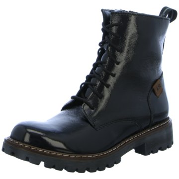 Josef Seibel Boots schwarz