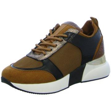 La Strada Sneaker Low braun