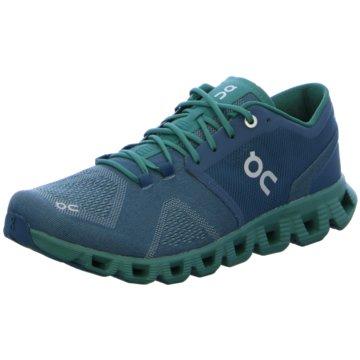 ON RunningCLOUD X blau