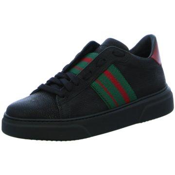 Stokton Sneaker Low schwarz