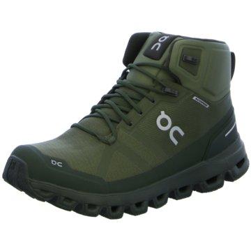 ON Outdoor Schuh grün