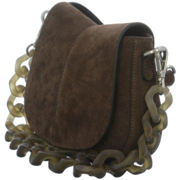 GIANNI CHIARINI Handtasche braun