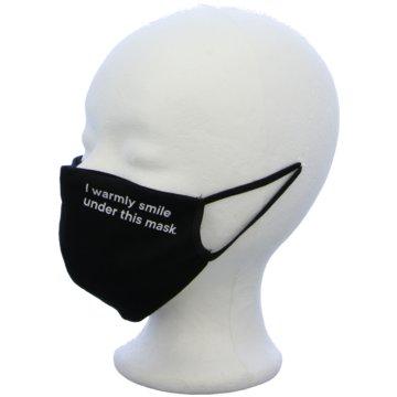 Armedangels Schutzmasken schwarz