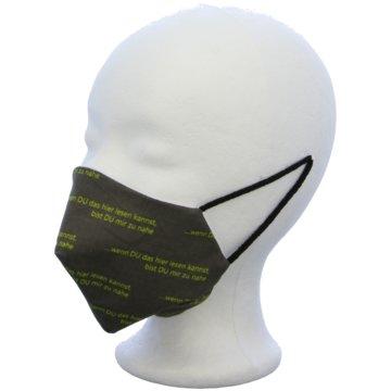 Jeanskraft Schutzmasken grau