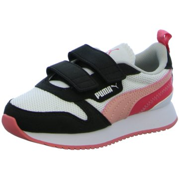 Puma Sneaker Low R78 V PS - 373617 weiß