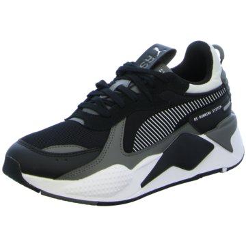 Puma Sneaker LowRS-X MIX - 380462 schwarz