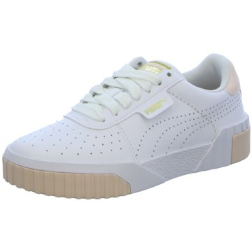 Puma Sneaker LowCALI PERF WN S - 375047 weiß