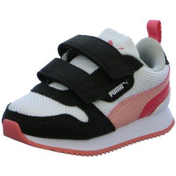 Puma Sneaker Low R78 V INF - 373618 weiß