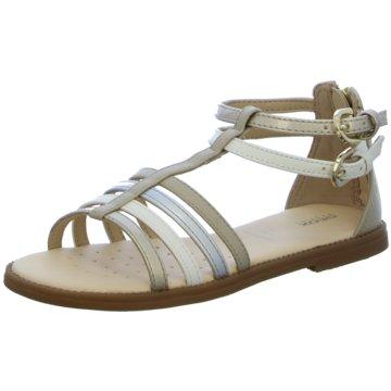 Geox Offene Schuhe beige