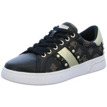 Guess Sneaker schwarz