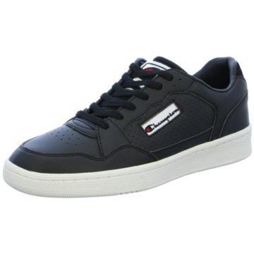 Champion Sneaker Low schwarz