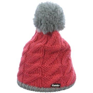Eisbär Hüte, Mützen & Co. rot